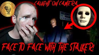 RANDONAUTICA STALKER CAPTURED - TERRIFYING FACE TO FACE ENCOUNTER- POLICE TURN UP AND STALK US