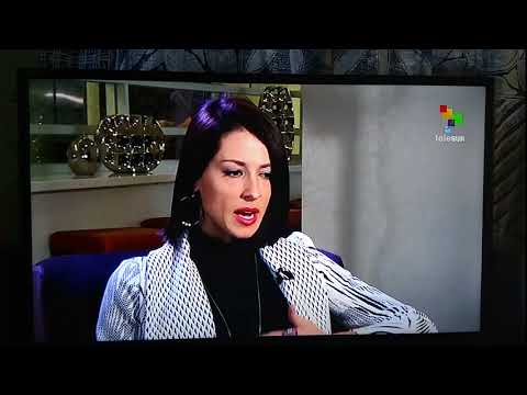 Abby Martin interview critical of Israel interview in Telesur