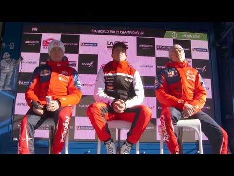 WRC - Rallye Monte-Carlo 2019: Meet the Crews THURSDAY