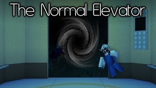 Roblox | The Normal Elevator (REMASTERED) | Lot Floor.