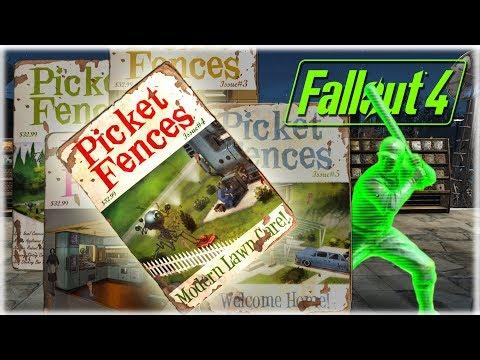 Все журналы Заборы [Fallout 4]