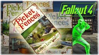 Все журналы Заборы Fallout 4