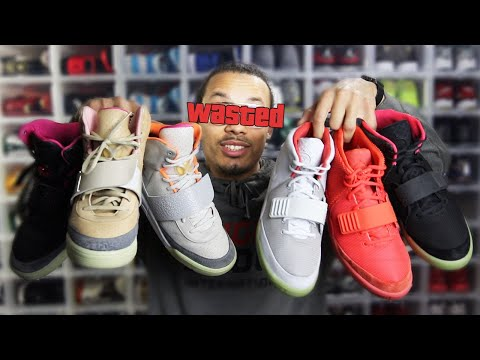 Buying Full NIKE YEEZY Collection (I GOT SCAMMED)