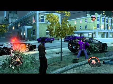 Saints Row: The Third Gameplay  