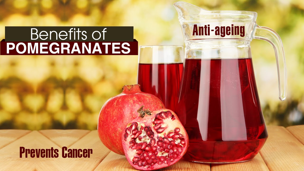 17 Best Benefits Of Pomegranate Juice (Anar Ka Ras) For Skin, Hair And Health picture