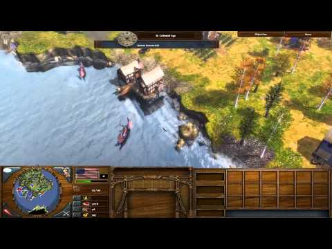 Age of Empires 3: The Warchiefs - 03 - Breed's Hill