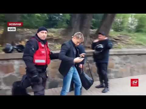 Нацгвардійці понад годину блокували пересування нардепа та прокурора