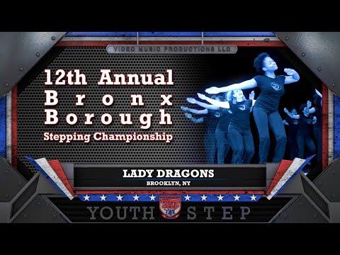 LADY DRAGONS - 12th Annual Youth Step USA Bronx Borough Championship