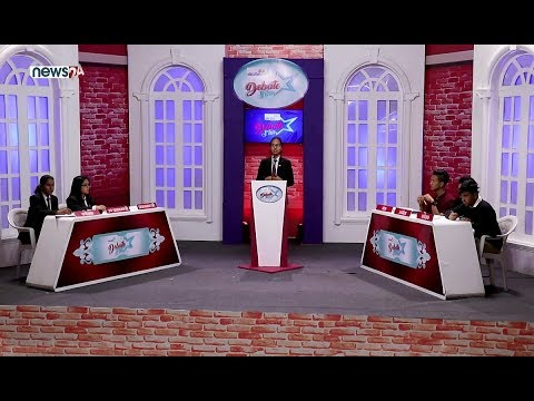 DEBATE STAR EPISODE 09 - NEWS24 TV