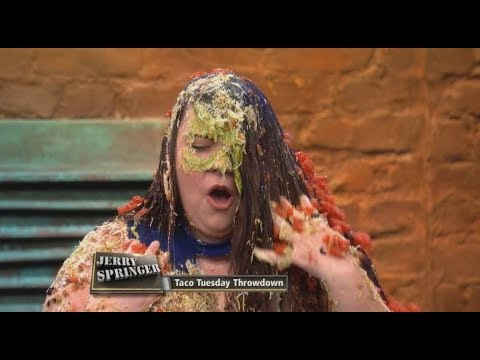 The Human Taco (The Jerry Springer Show)