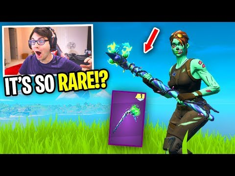 The MERRY MINTY PICKAXE Challenge In Fortnite Chapter 2! (RAREST PICKAXE)
