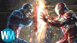 TOP 10 der gewaltigsten Endkämpfe in Superheldenfilmen