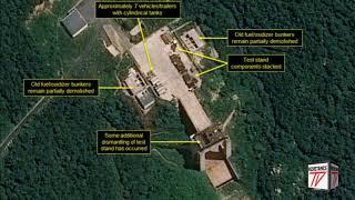 Corea del Norte Detiene el Desmantelamiento de la principal Fábrica de Misiles