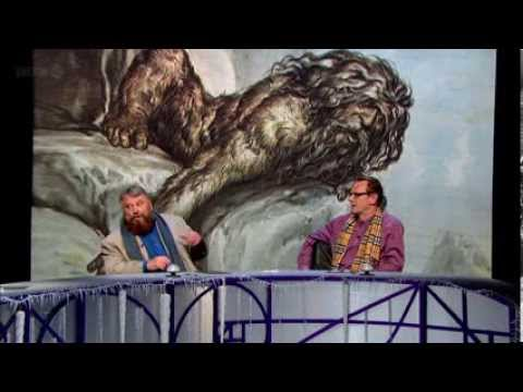 Brian Blessed Is A Sasquatch Youtube