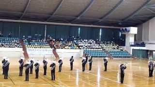 桐生市立相生中学校マーチングバンド2014