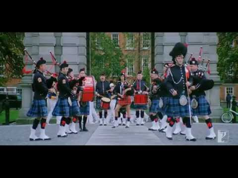 Banjaara - Full Song - Ek Tha Tiger Movie - Dublin Trinity College and Grafton