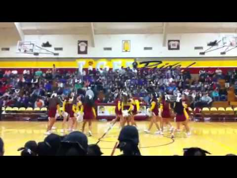 Los Banos High School Cheerleading Vrs Pacheco