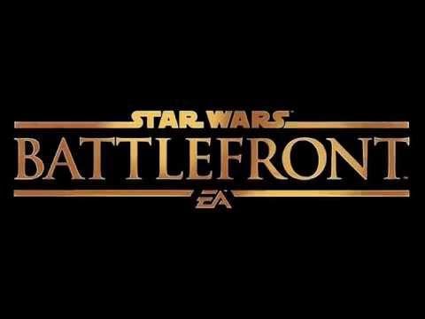 STAR WARS: Battlefront - Атака шагоходов (Смертоносный АТ-АТ) 60FPS