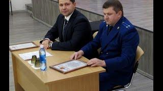 Прокурор и судья провели урок для школьников Бердска