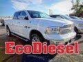 2014 RAM 1500 LARAMIE LONGHORN CREW CAB ECODIESEL ECO DIESEL
