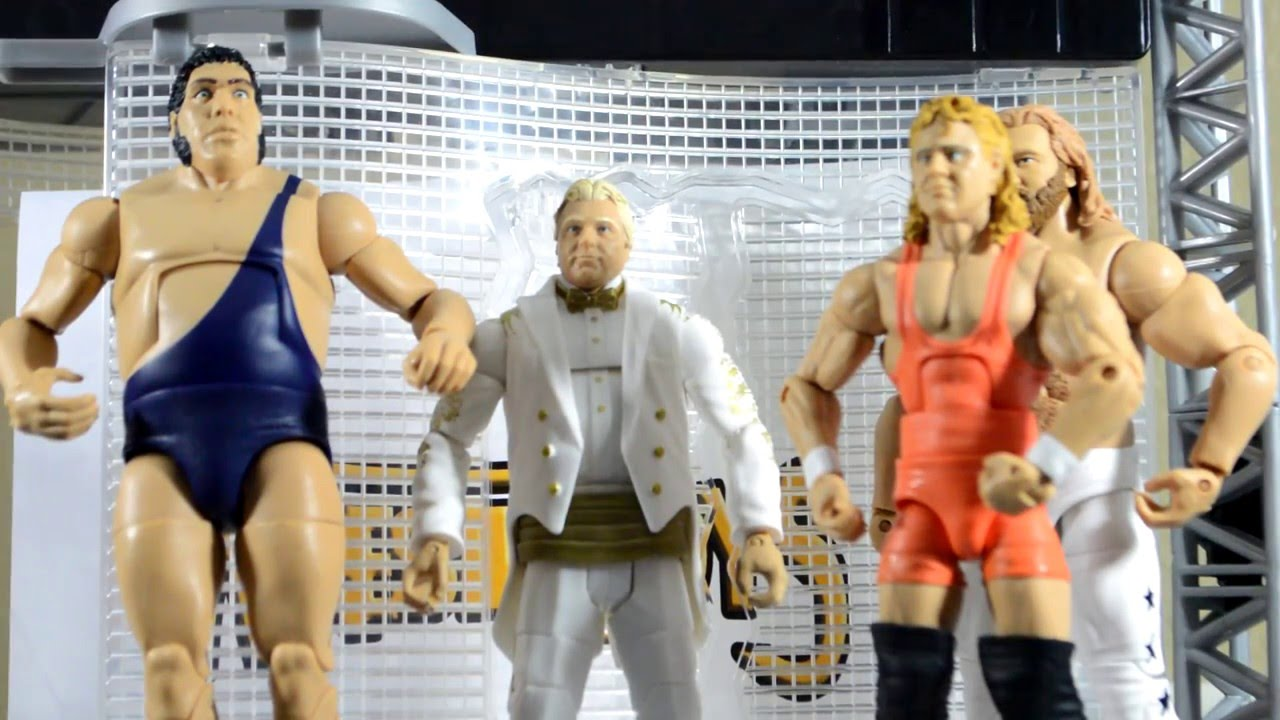 Heenan Family Figures