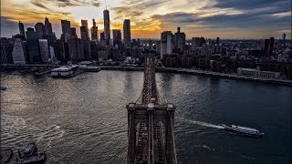 EPIC NYC DRONE MONTAGE (4K)