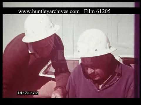 Heavy Industry In Australia, 1960s - Film 61205