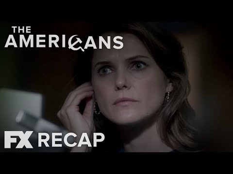 The Americans | Season 4 Recap: Previously on The Americans | FX