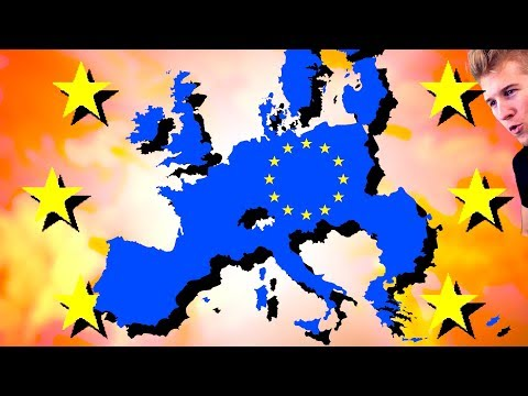 What If The European Union Started 500 Years Early?