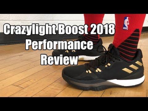 adidas crazylight boost 2 2018