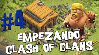 Repeat youtube video Mejorar todo antes de subir el ayuntamiento - Empezando Clash of Clans con Android #5 [Español]