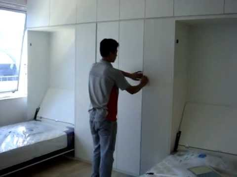WALL BED SINGAPORE CANNOT BE FOUND & CANNOT BE REGISTER IN SINGAPORE ACRA