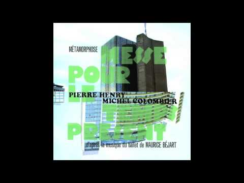 Pierre Henry & Michel Colombier - Prologue (Variations For Apolex Mix)