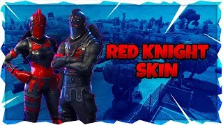 RED KNIGHT SKIN IS BACK! FORTNITE DAILY SHOP UPDATE! FORTNITE BATTLE ROYALE
