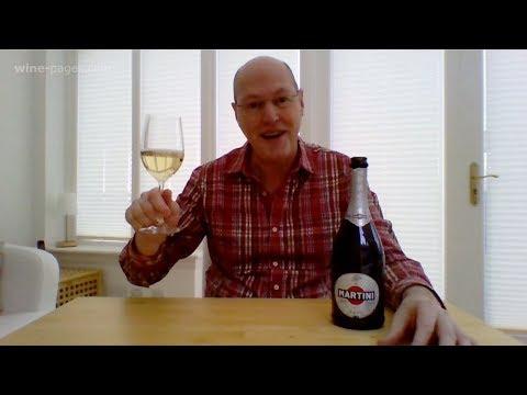 Martini, Asti Spumante, wine review