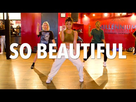 SO BEAUTIFUL - Musiq Soulchild   Choreography By Alexander Chung
