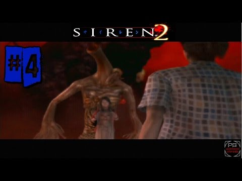 Forbidden Siren 2 Gameplay Walkthrough Part 4 No Commentary