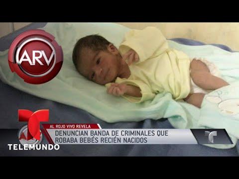 Detienen a pastores evangélicos por robo de bebés | Al Rojo Vivo | Telemundo