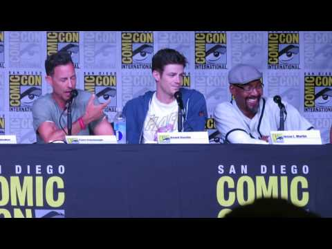 Comic Con 2016  The Flash Panel Discussions Part 2 of 2