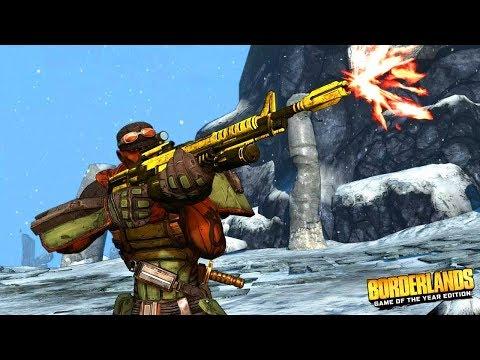 BORDERLANDS REMASTERED - Brick = Best Character! (Borderlands GOTY Remastered Gameplay Part 2)