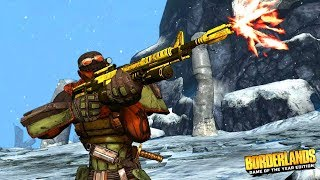 BORDERLANDS REMASTERED - Brick = Best Character! (Borderlands GOTY Remastered Gameplay Part 2)