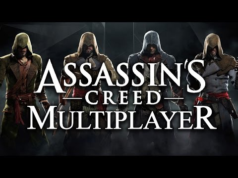 ASSASSIN'S CREED: UNITY MULTIPLAYER #001 - Kooperativ in Paris [HD+] | Let's Play Assassin's Creed