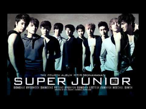 Super Junior (슈퍼주니어) - Boom Boom - 나쁜 여자
