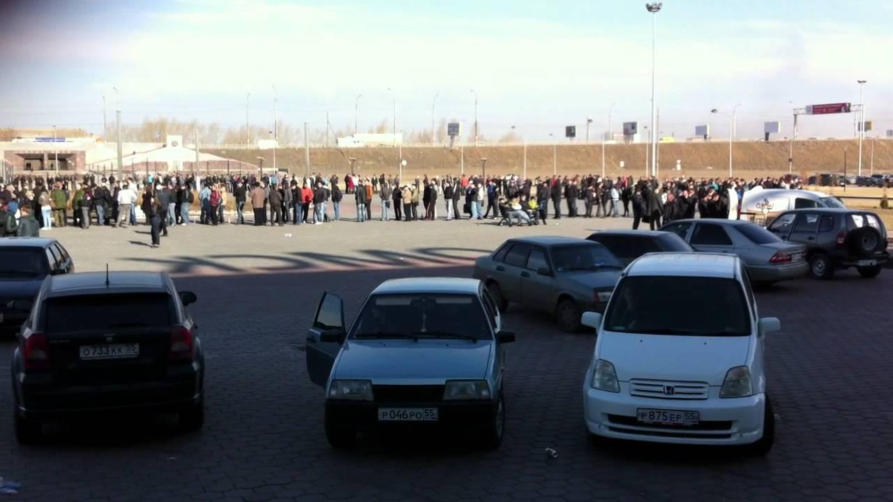 Продажа билетов на финал Авангард - Динамо в Омске