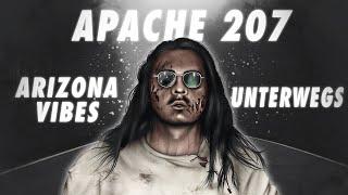 Apache 207 - Unterwegs (Lyrics)