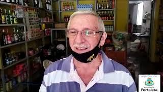 José dos Santos Guimarães faz um relato histórico da Mercearia do Zé de Nauto