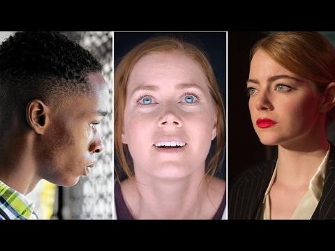 todas las peliculas nominadas a los premios oscar 2017 en menos de tres minutos