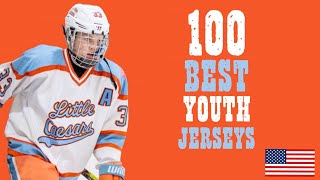 100 Best Youth Hockey Jerseys (USA)