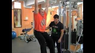 ПРЕСС-техника выполнения упражнений