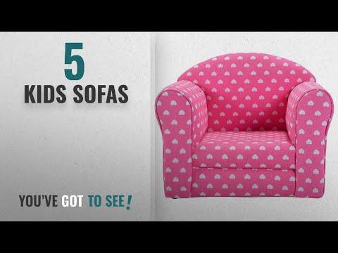 Kids Sofas [2018]: Costzon Kids Sofa Armrest Chair Couch Children Living Room Toddler Furniture